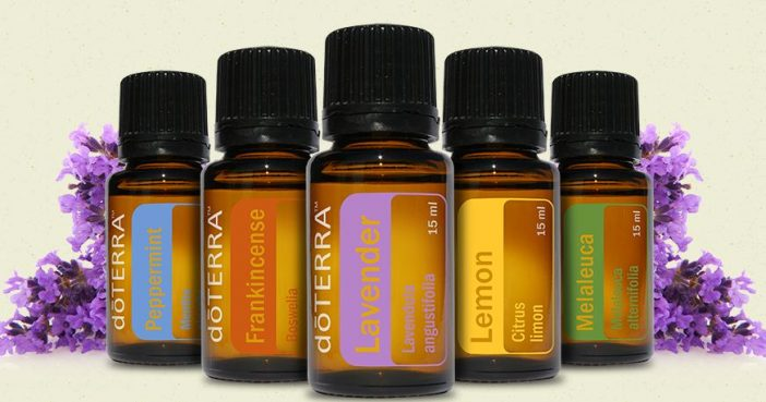 Why I LOVE Essential Oils & Recipes